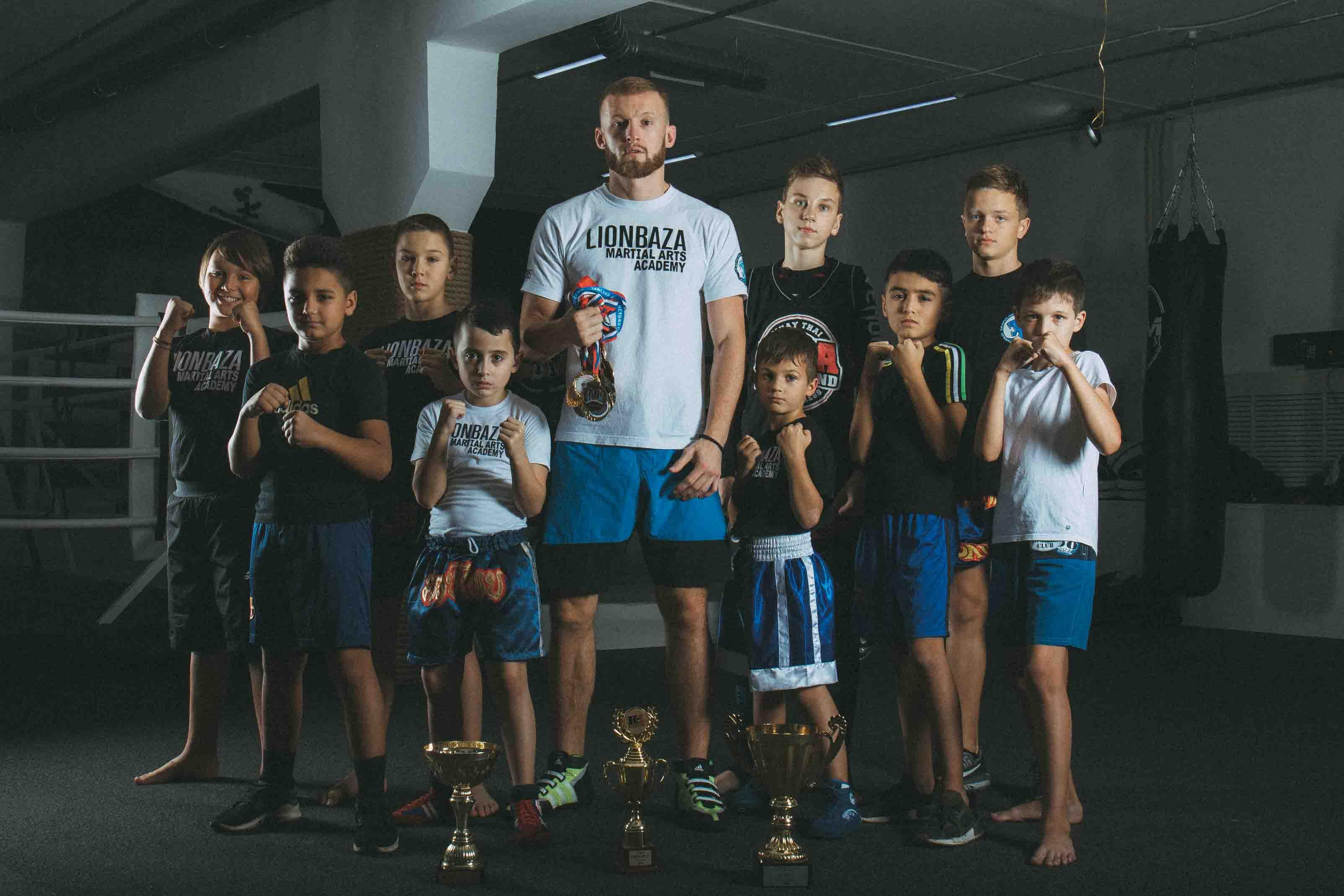 Тайский Бокс (Евдокимов) 16