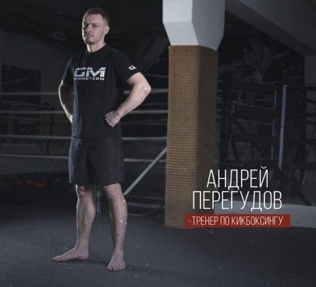 Перегудов Андрей Тренер по Кикбоксингу