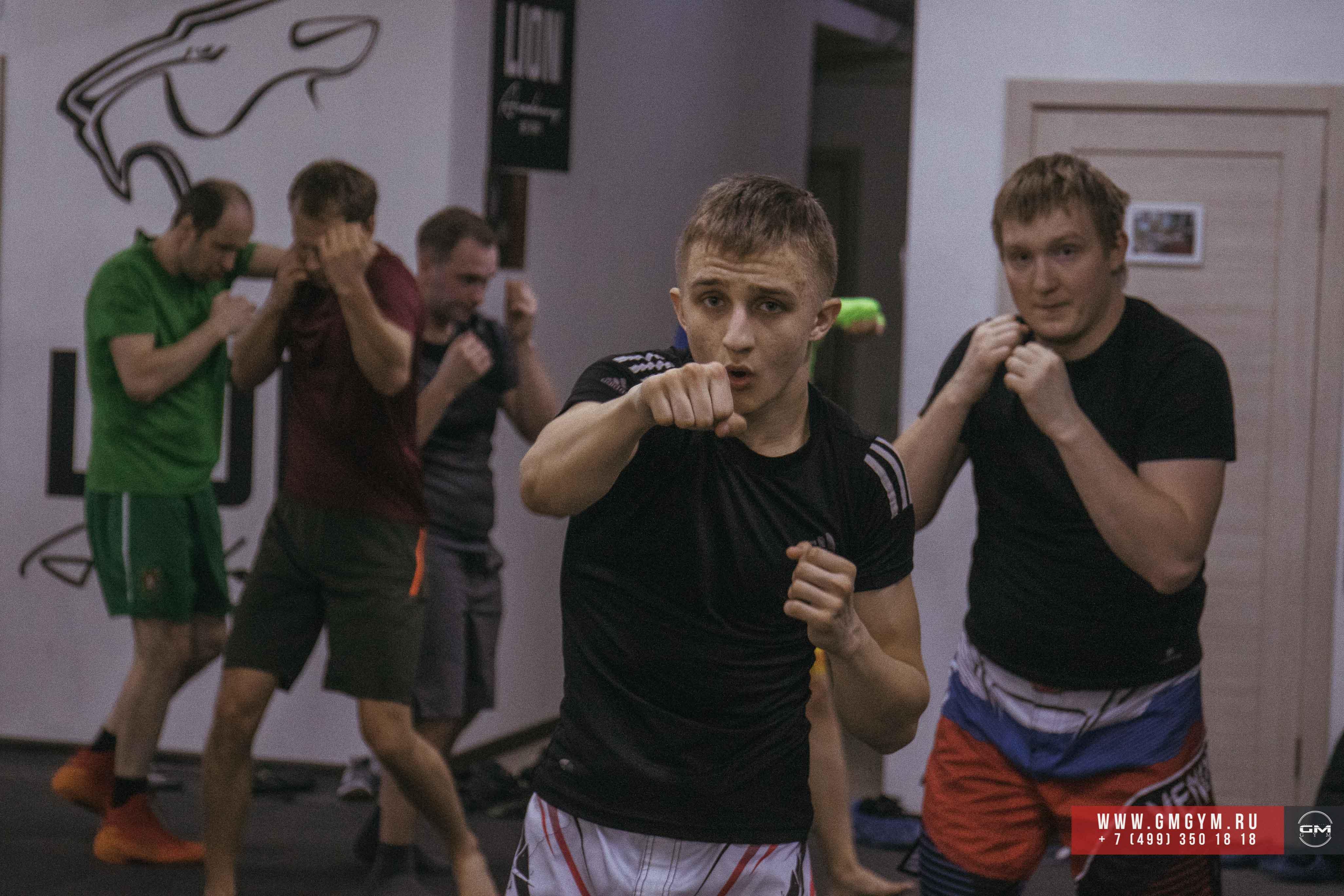 Бокс (Долгов) 15