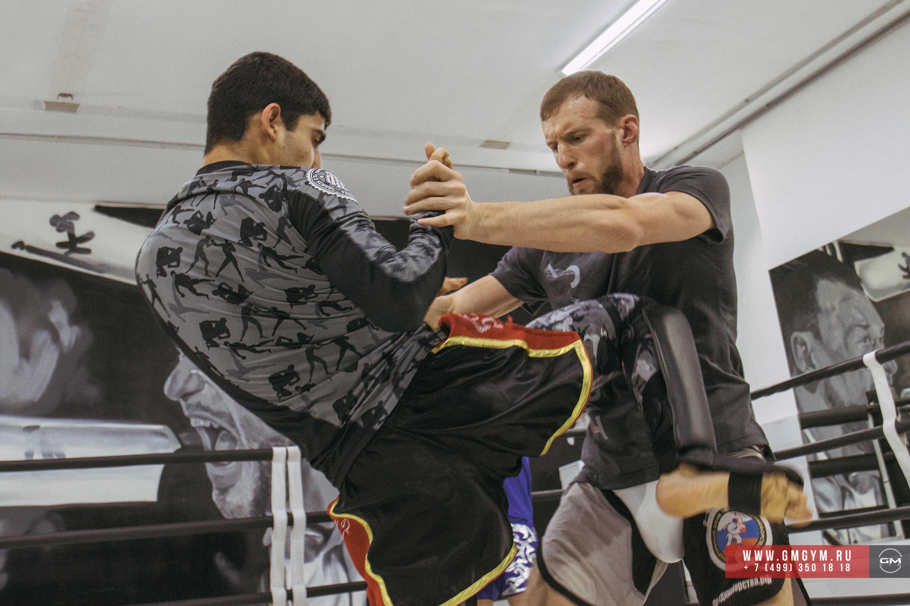 Тайский Бокс (Евдокимов) 32