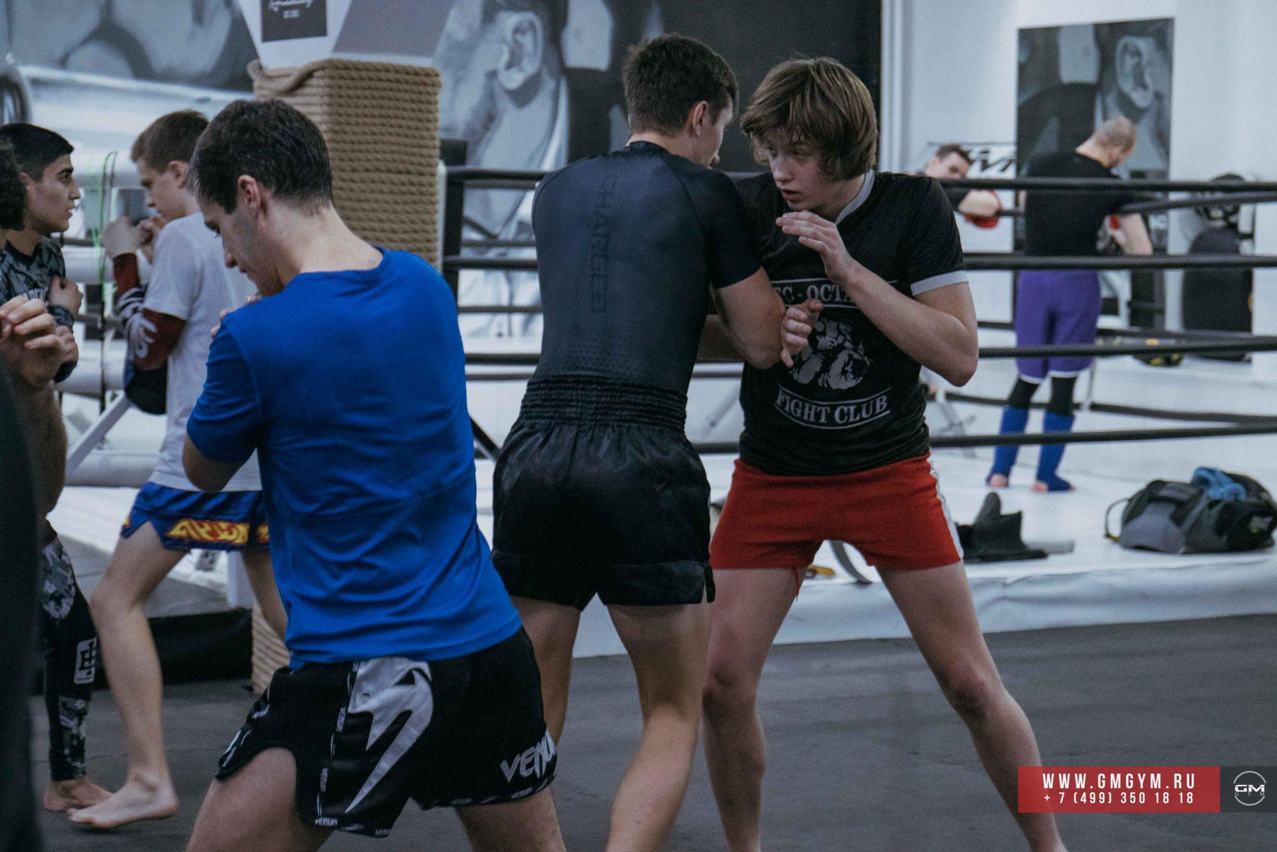 Тайский Бокс (Евдокимов) 36