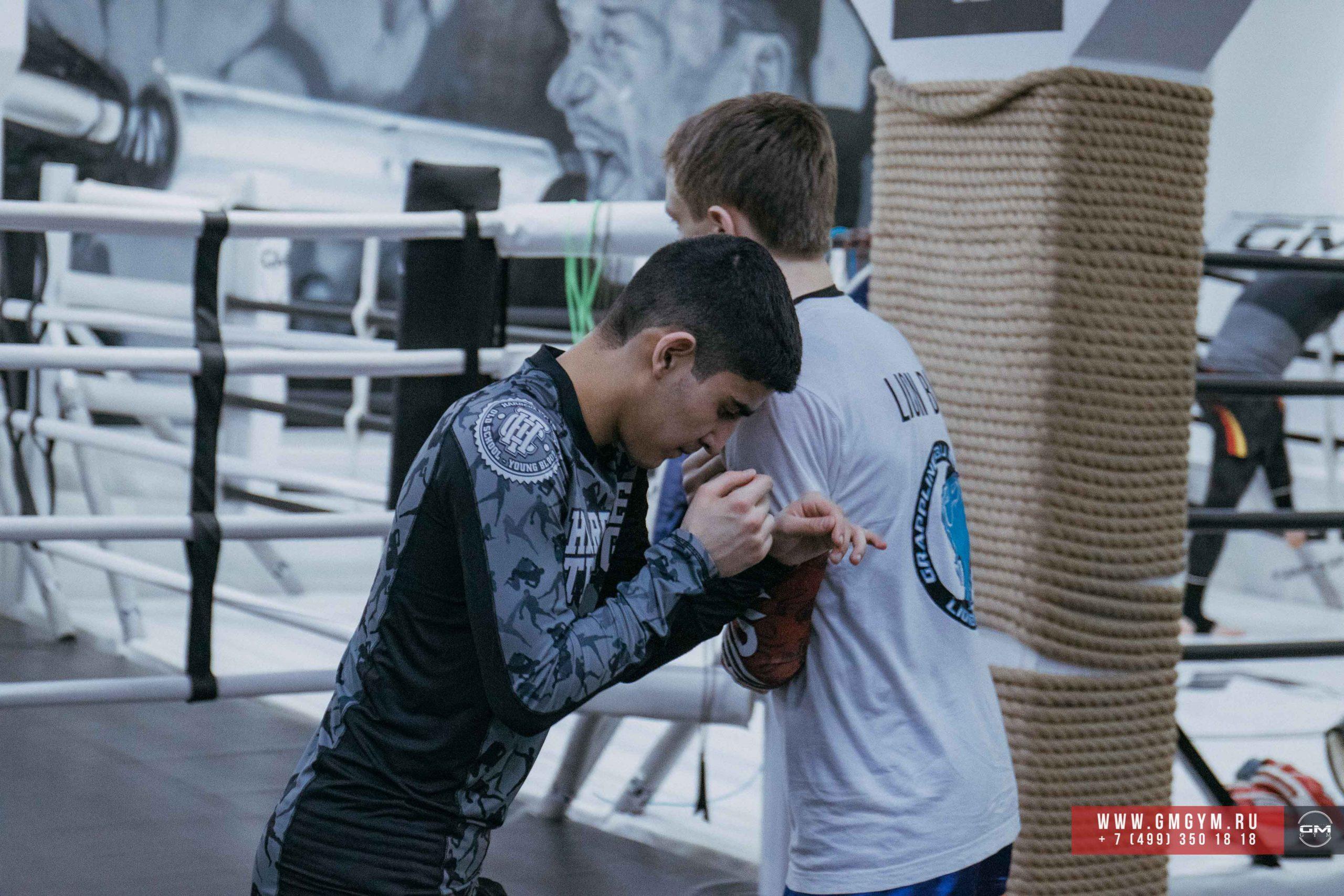 Тайский Бокс (Евдокимов) 38