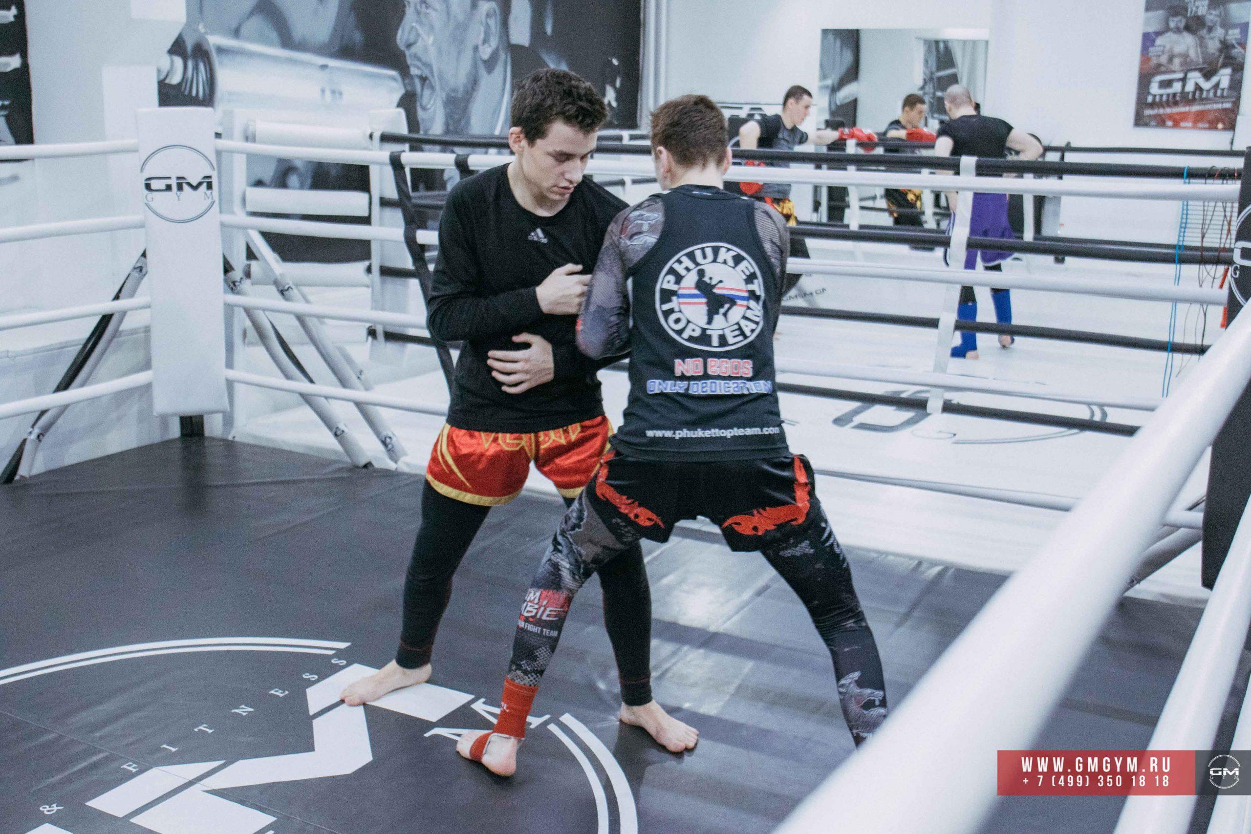 Тайский Бокс (Евдокимов) 40