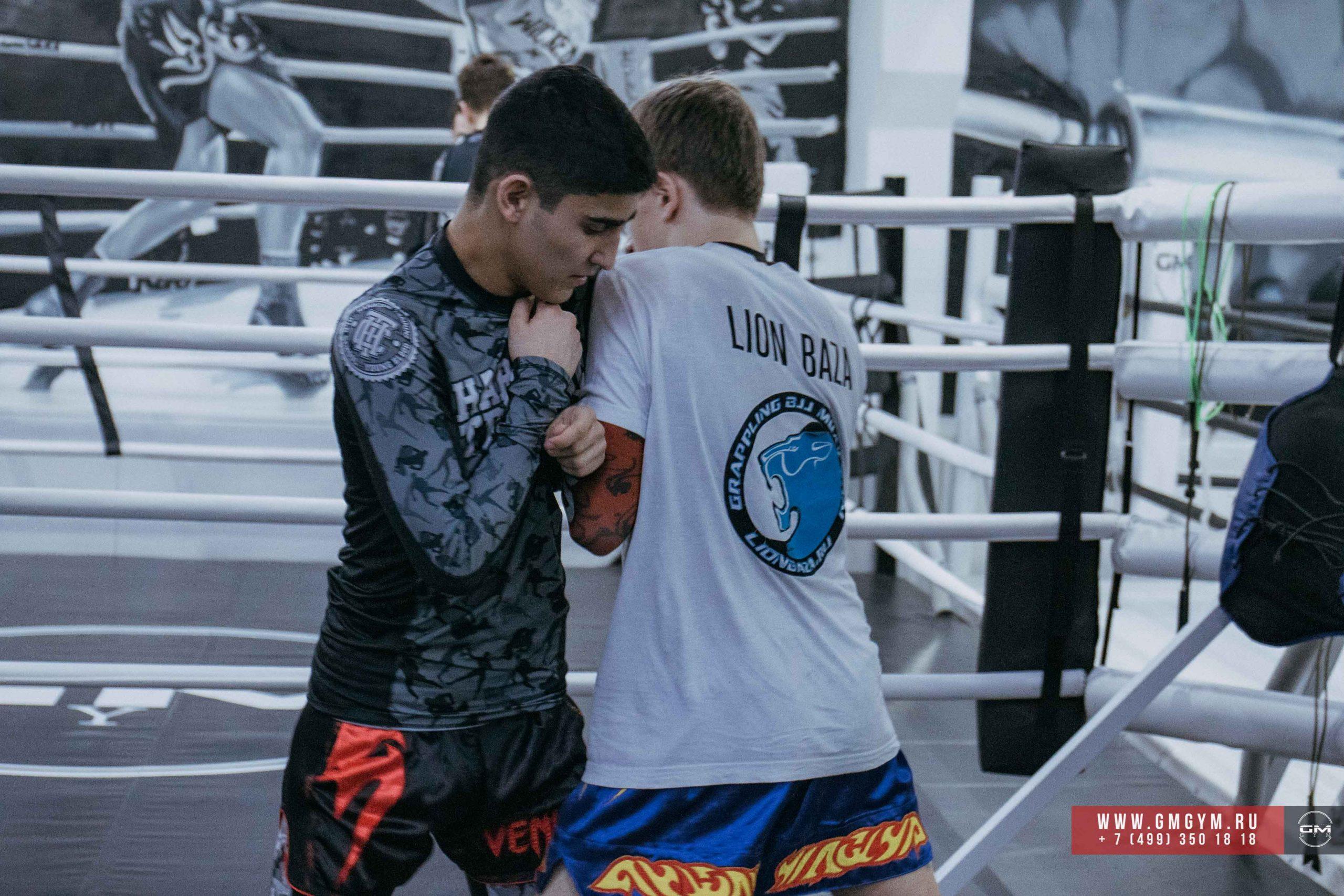 Тайский Бокс (Евдокимов) 47