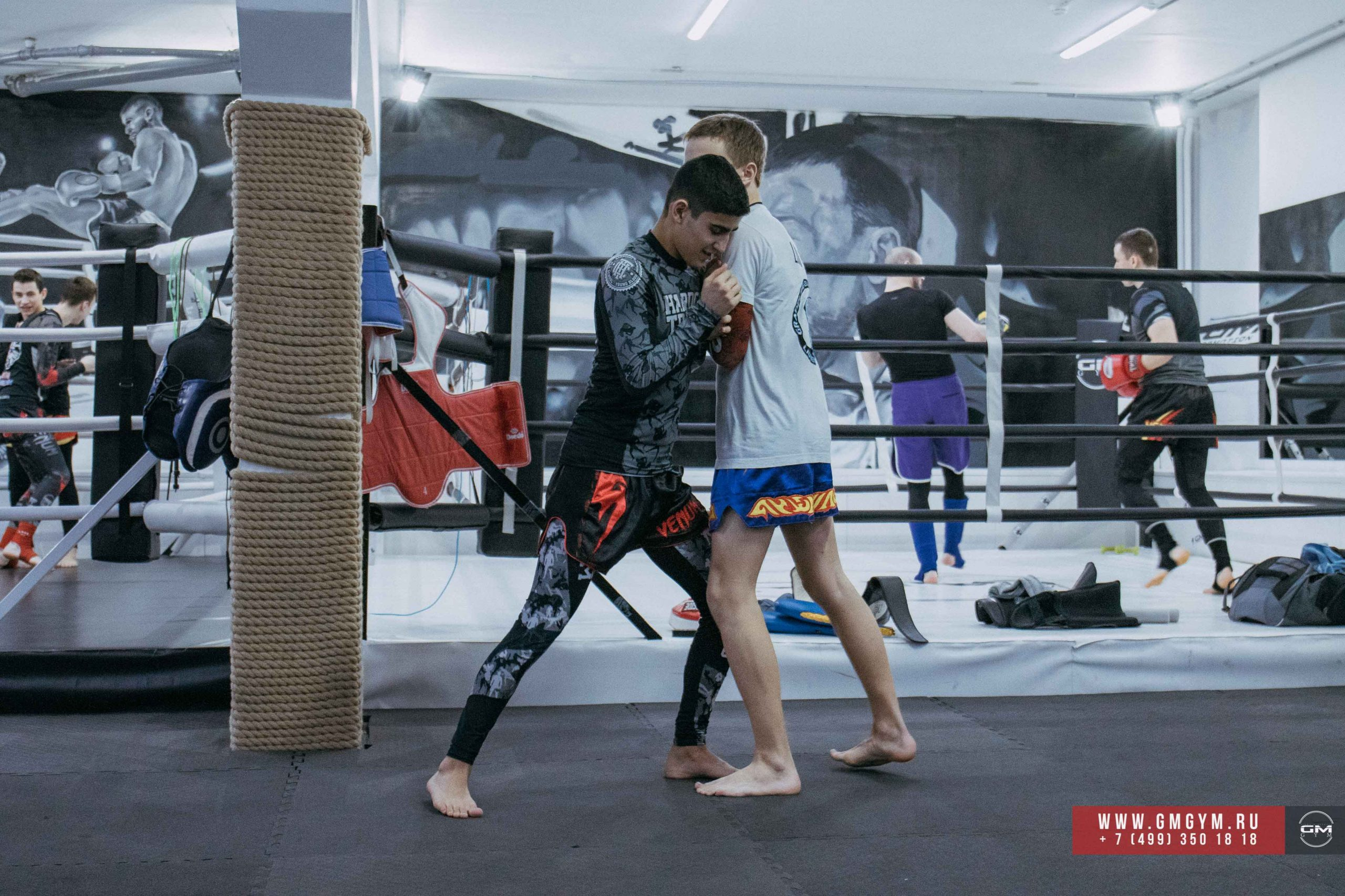 Тайский Бокс (Евдокимов) 48
