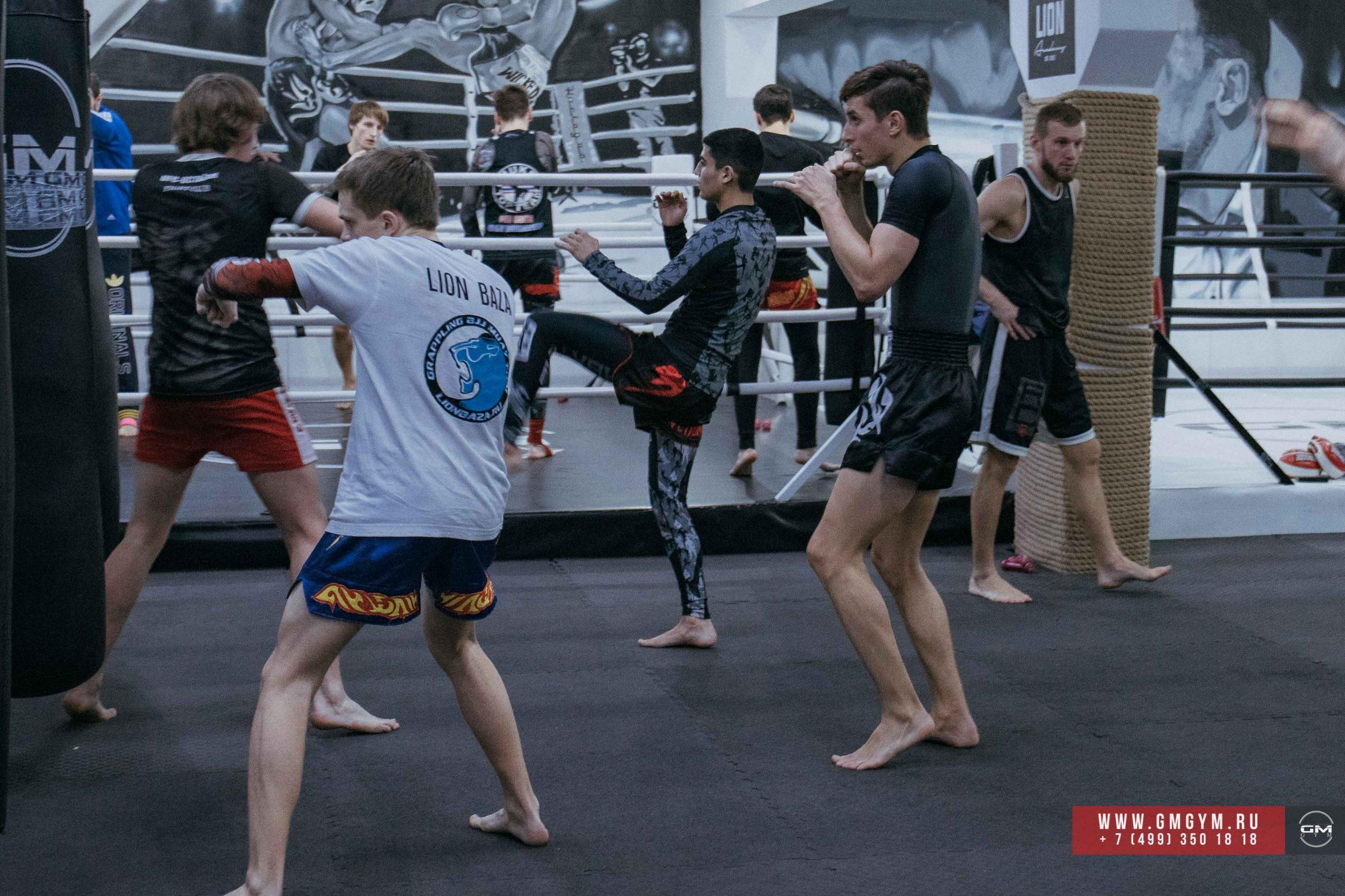 Тайский Бокс (Евдокимов) 58