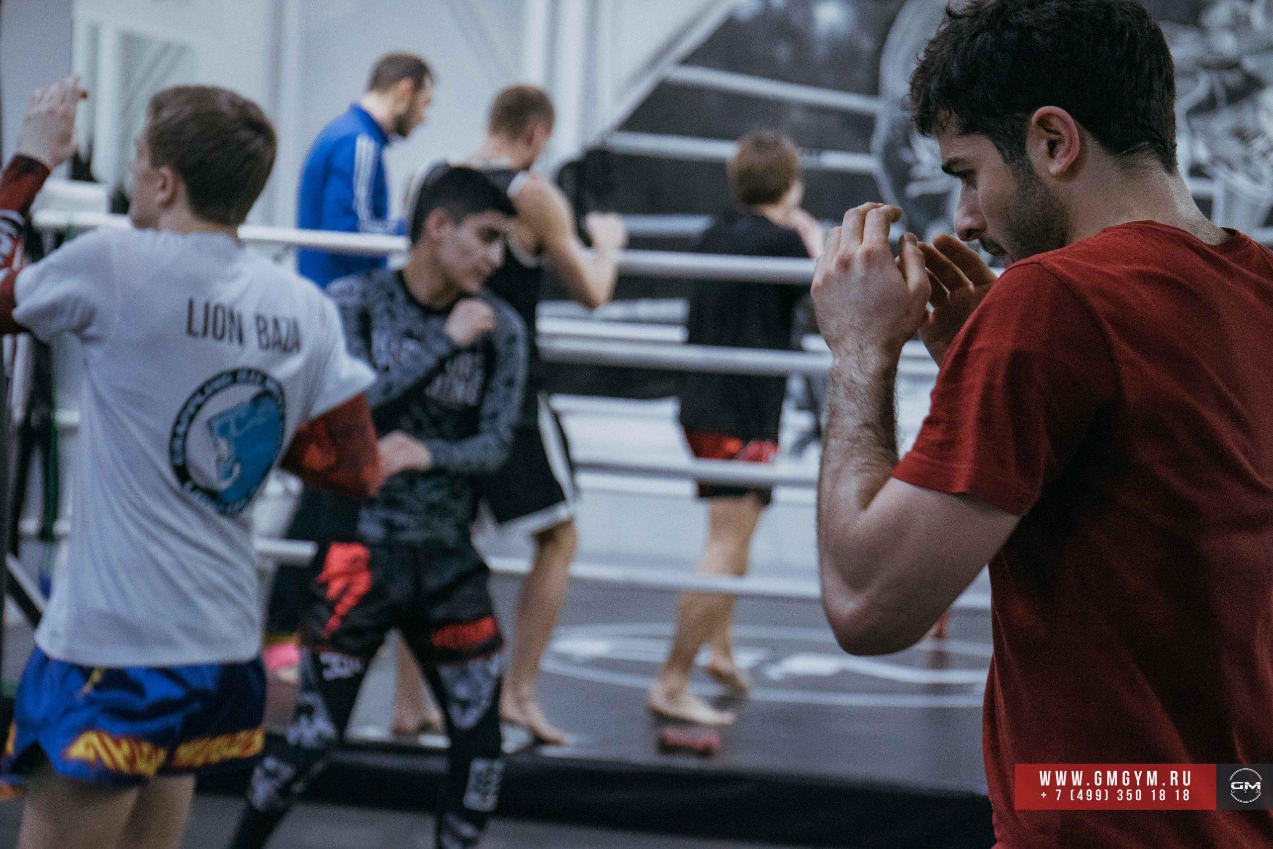 Тайский Бокс (Евдокимов) 61