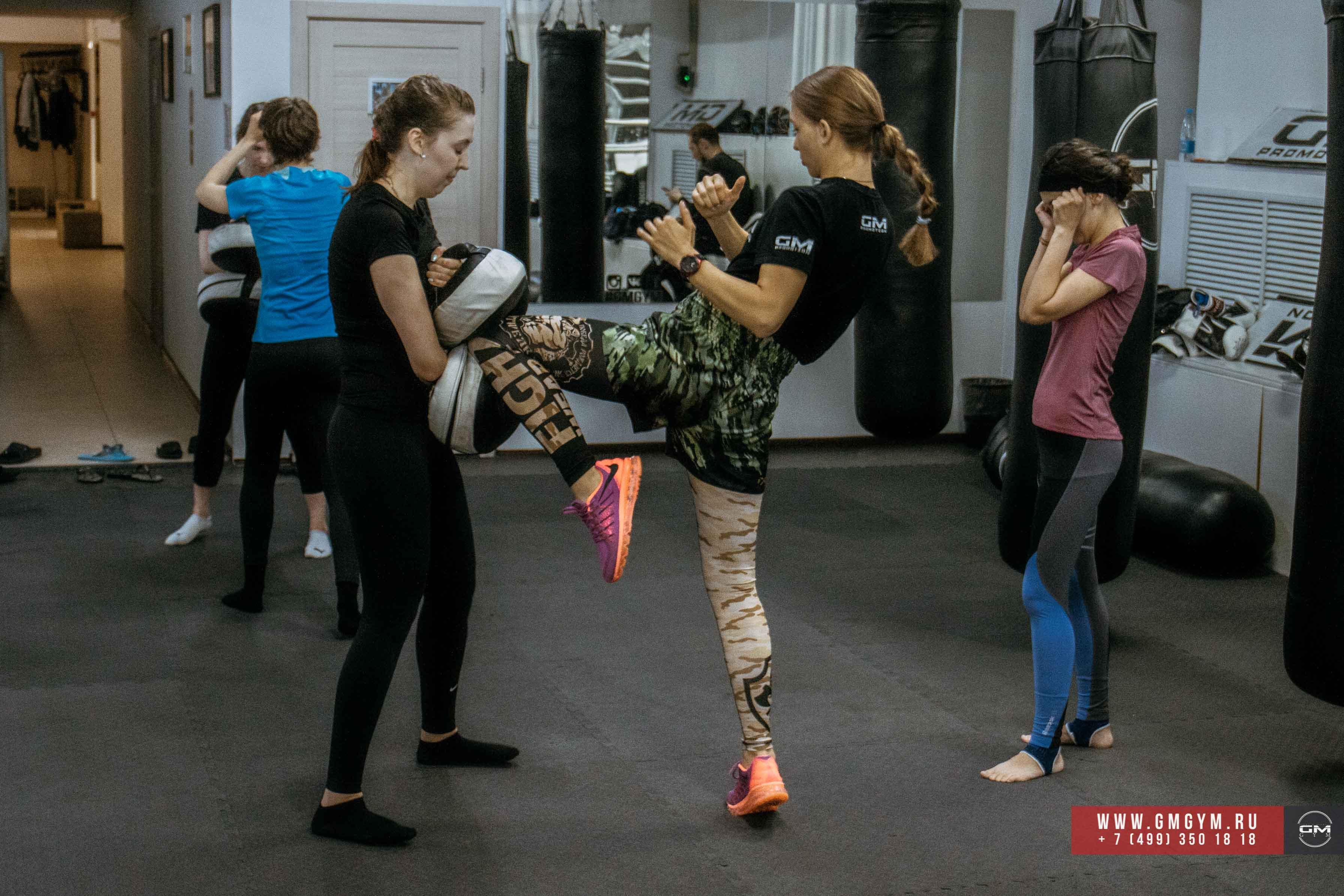 Тайский бокс (Винникова) 34