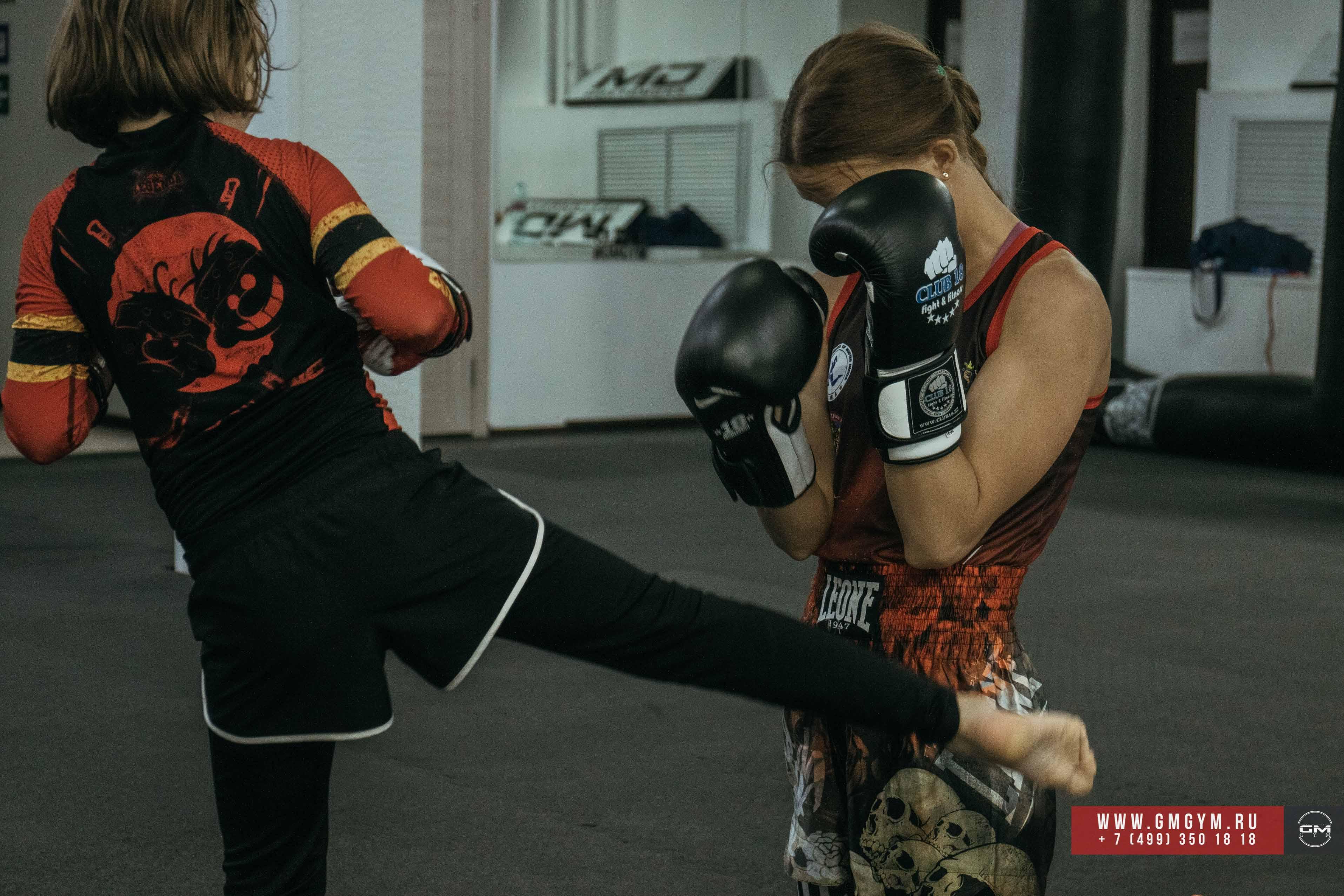 Тайский бокс (Винникова) 38