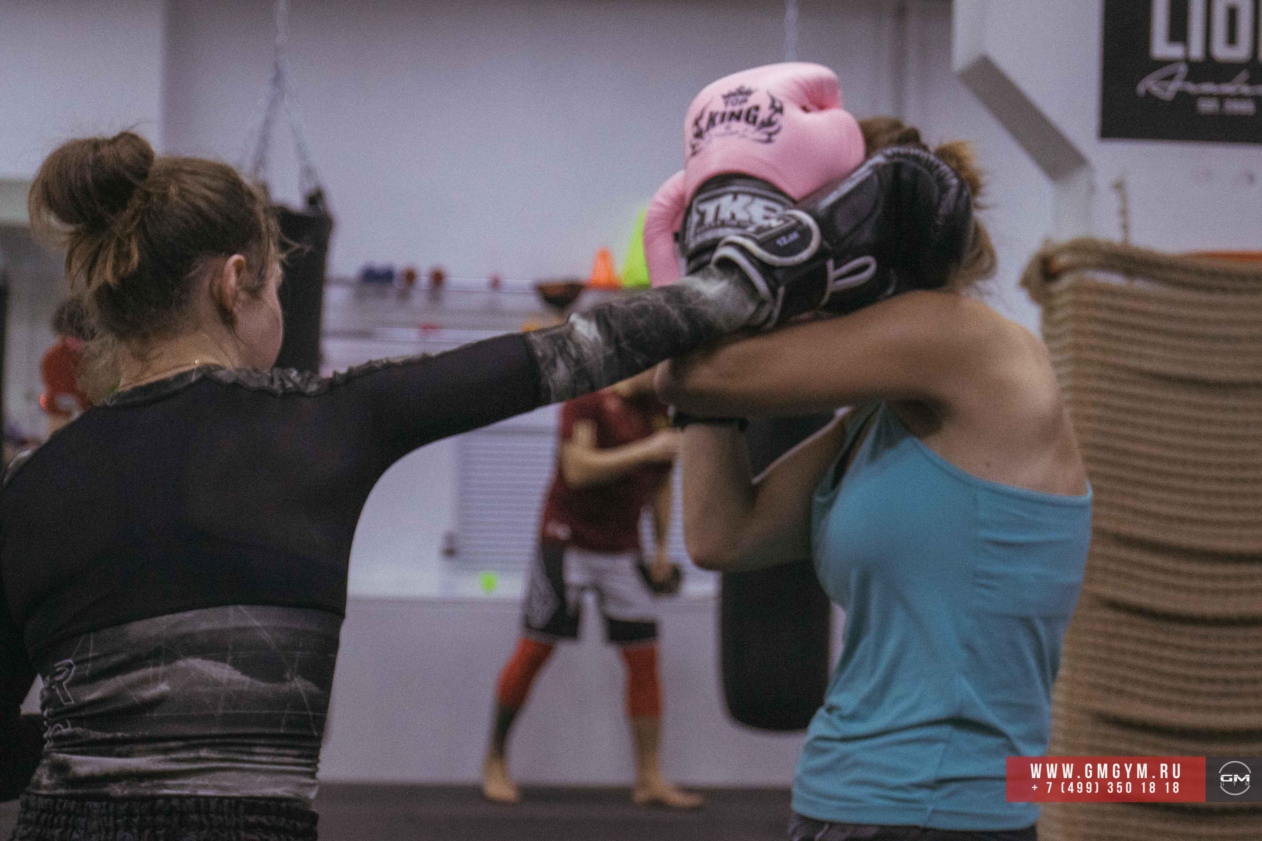 Тайский бокс (Винникова) 87