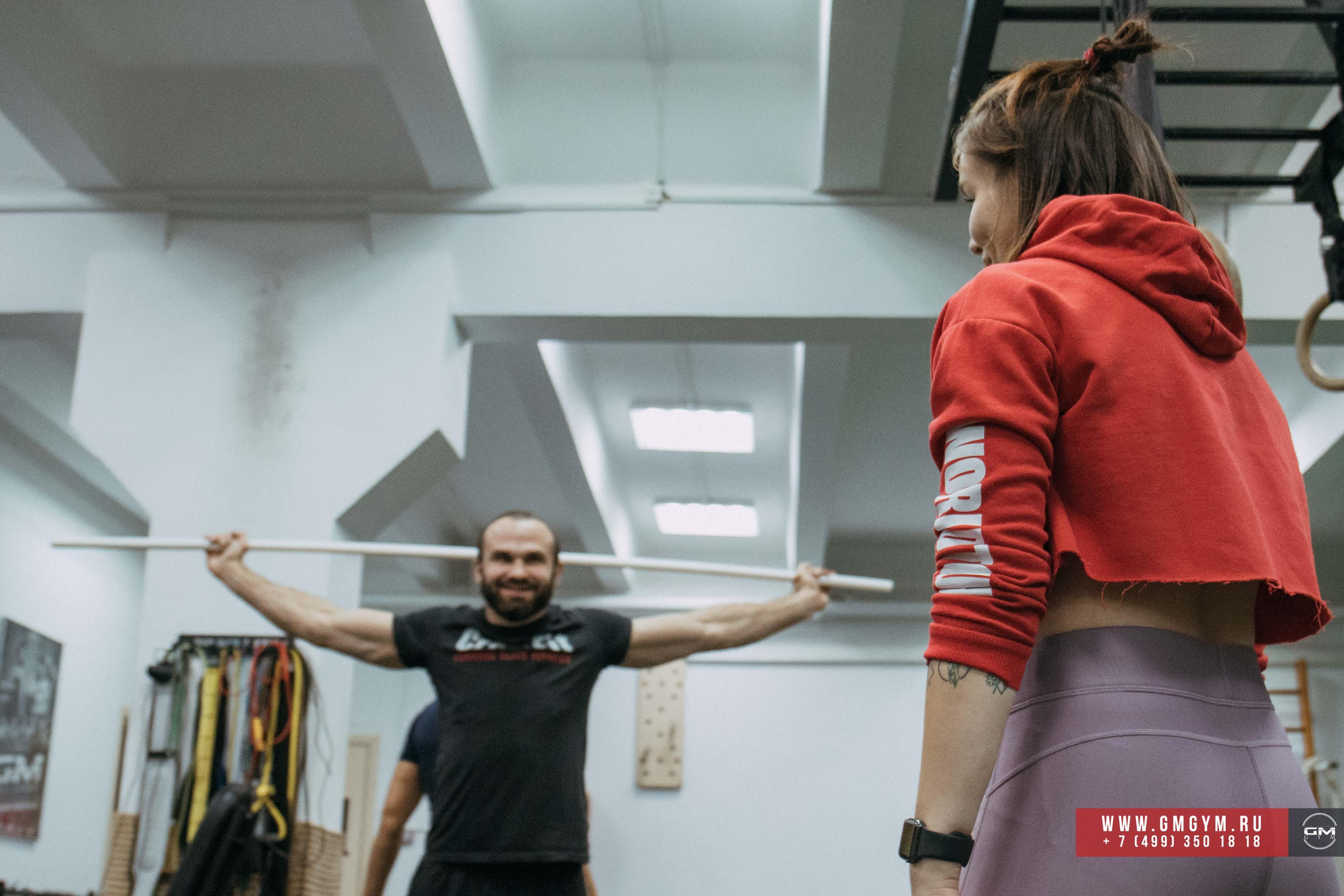 Денис Заспа Тренер по кроссфиту 6