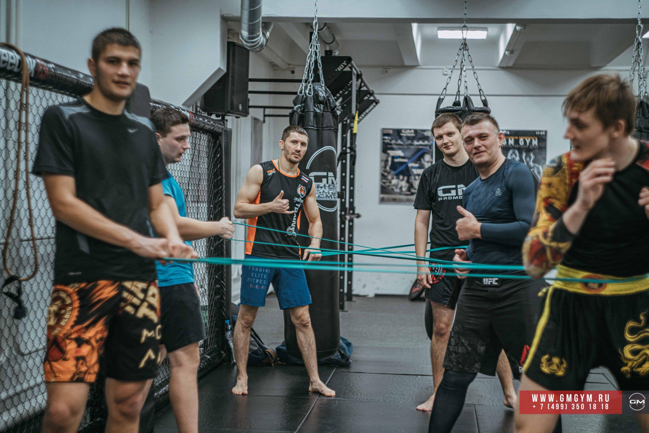 Алексей Ганненко Тренер по ММА 2