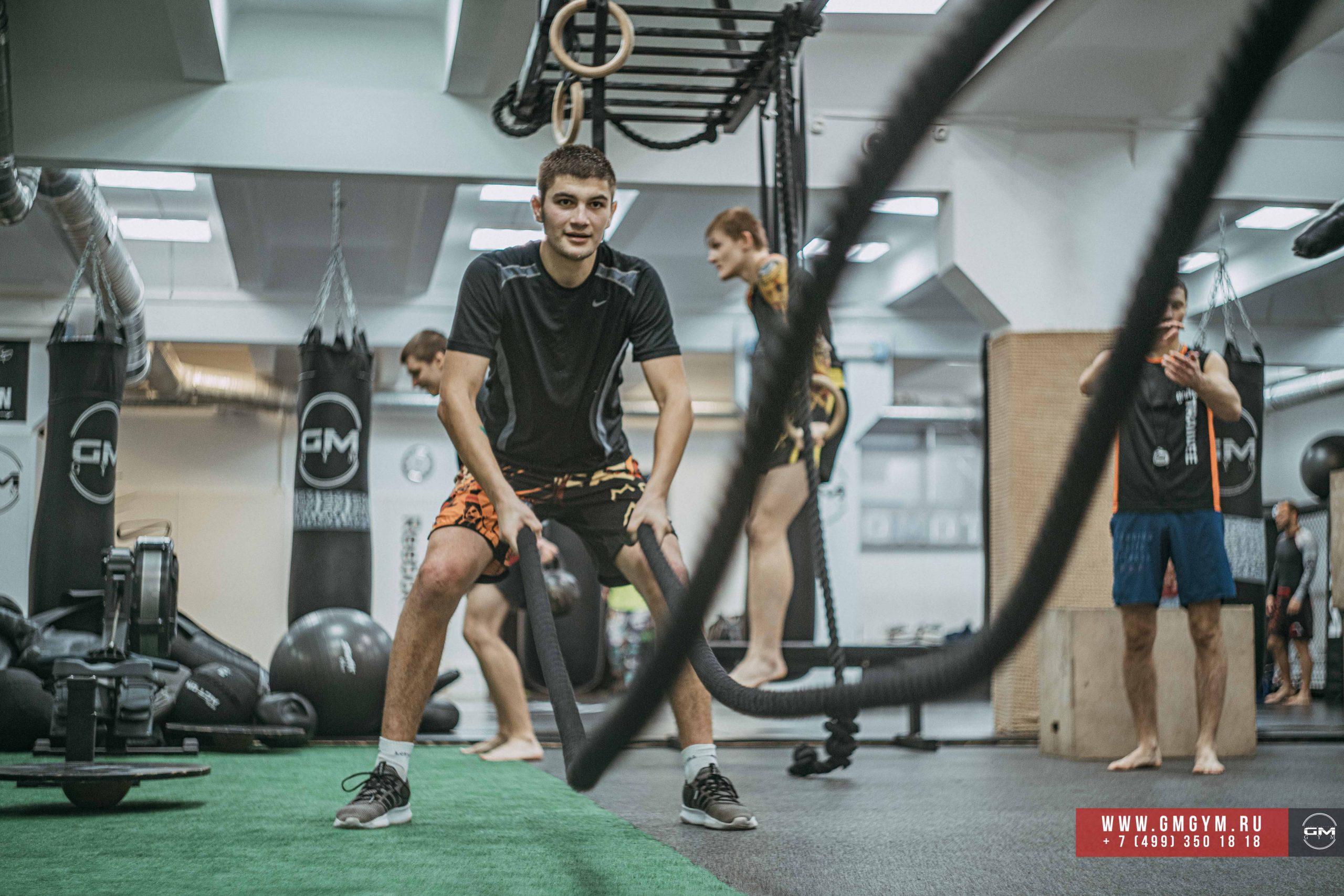 Алексей Ганненко Тренер по ММА 4