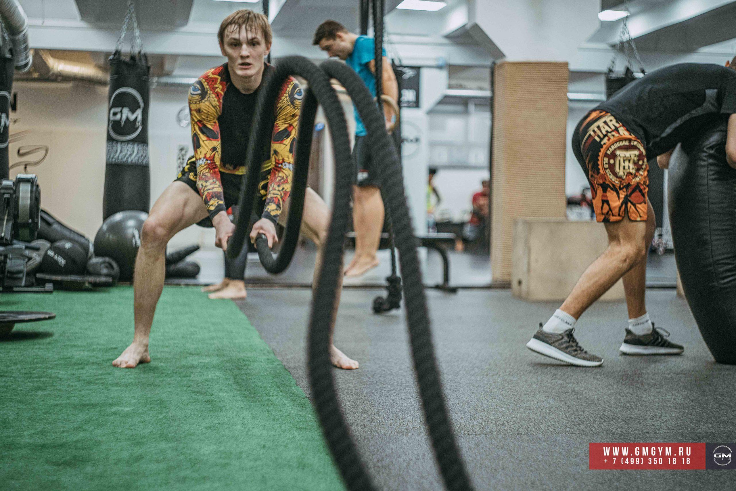 Алексей Ганненко Тренер по ММА 6
