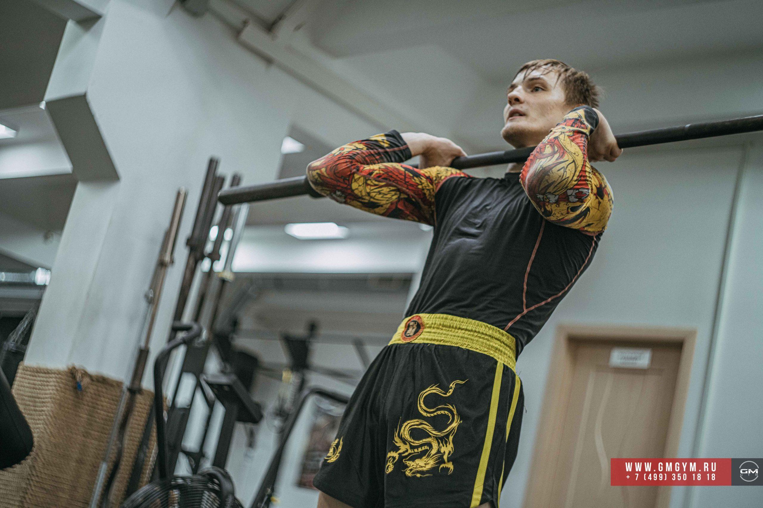 Алексей Ганненко Тренер по ММА 7