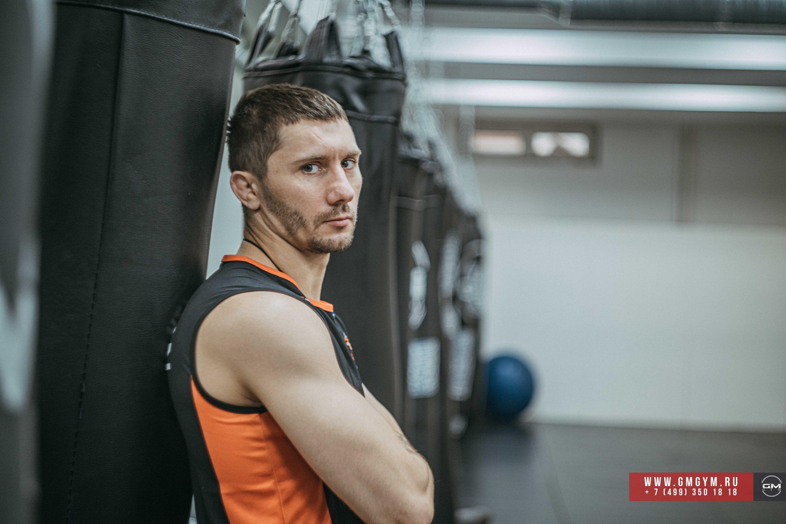 Алексей Ганненко Тренер по ММА