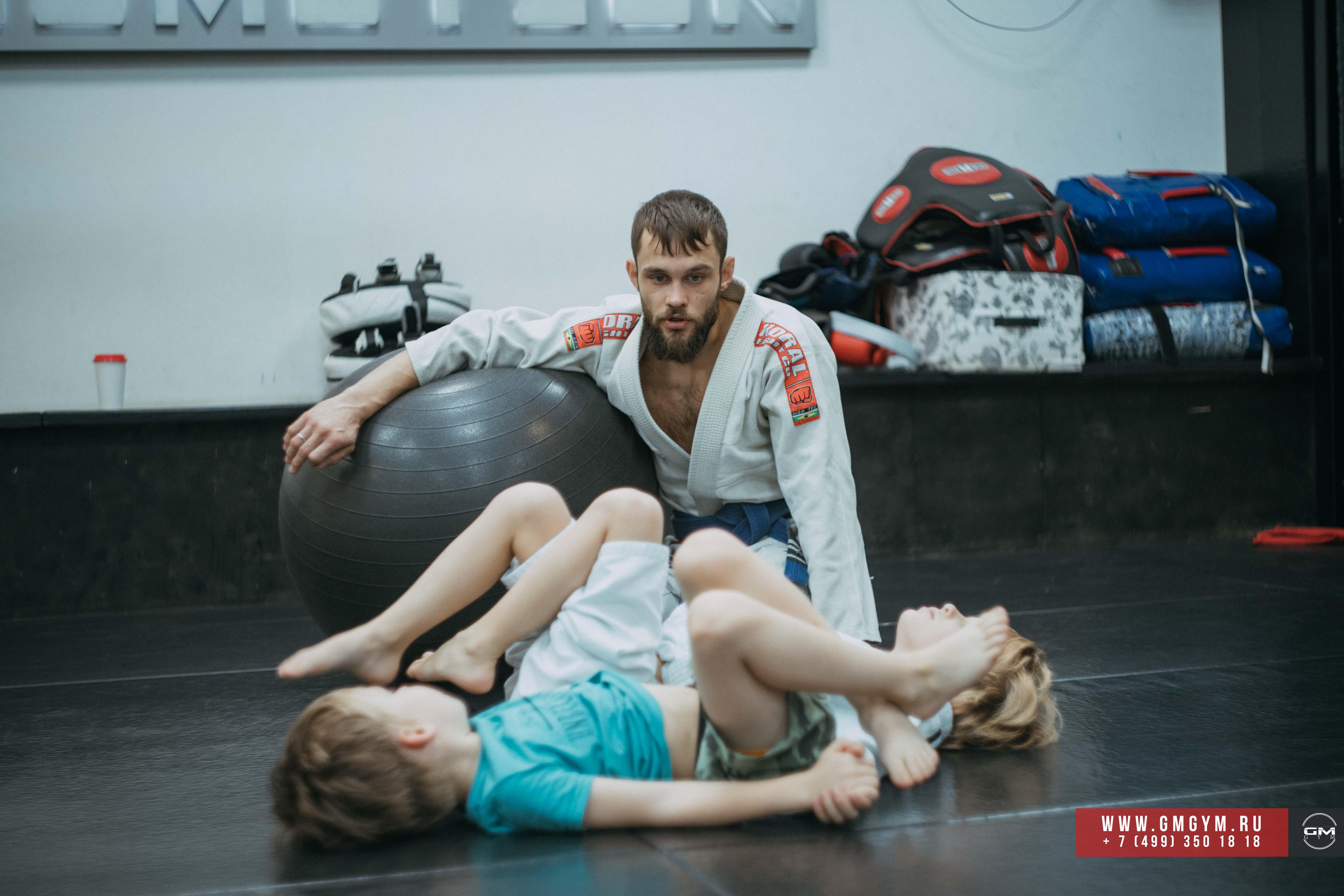 Андрей Жуков тренер по БЖЖ 3