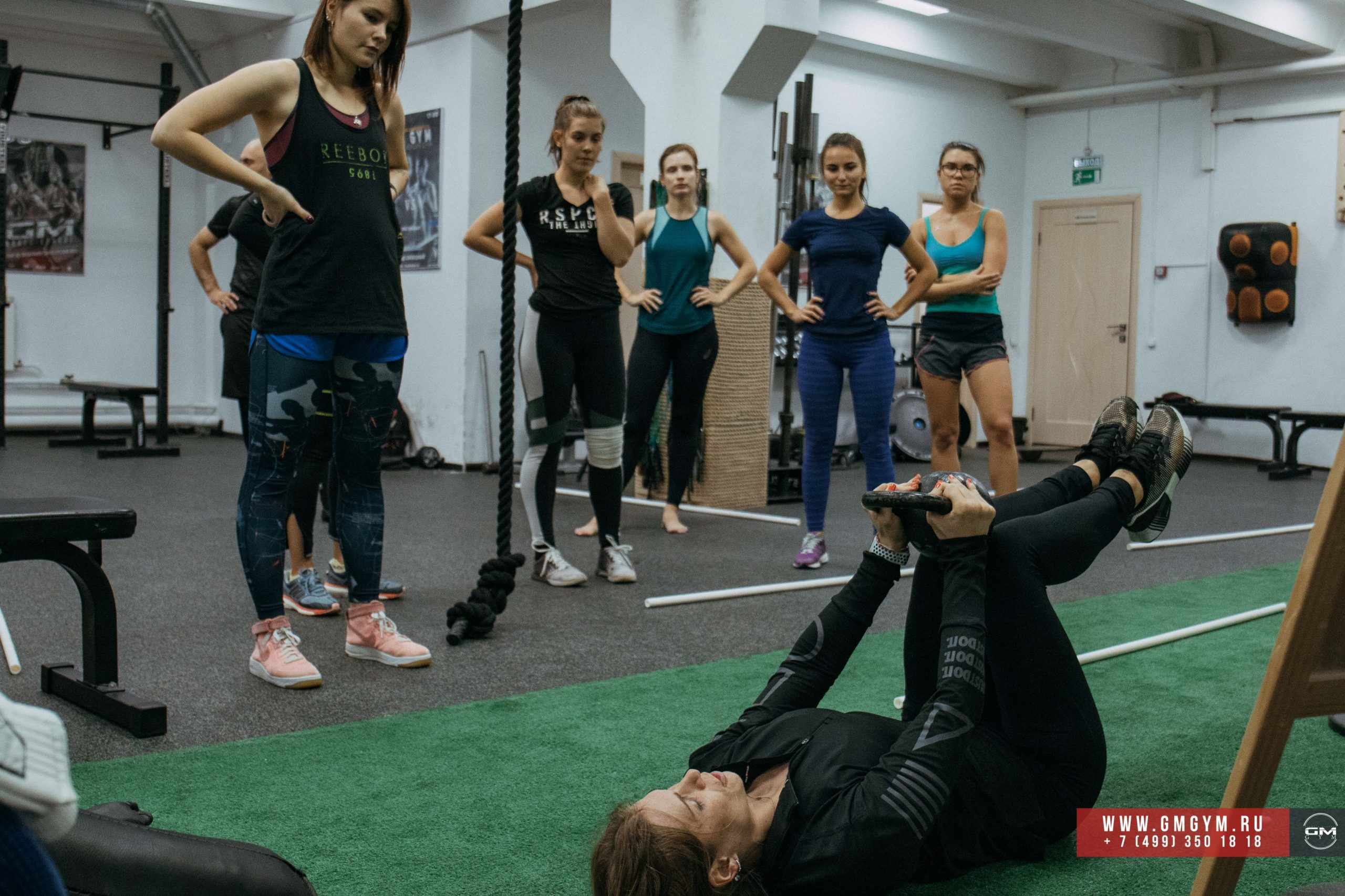 Crossfit Mobility 7