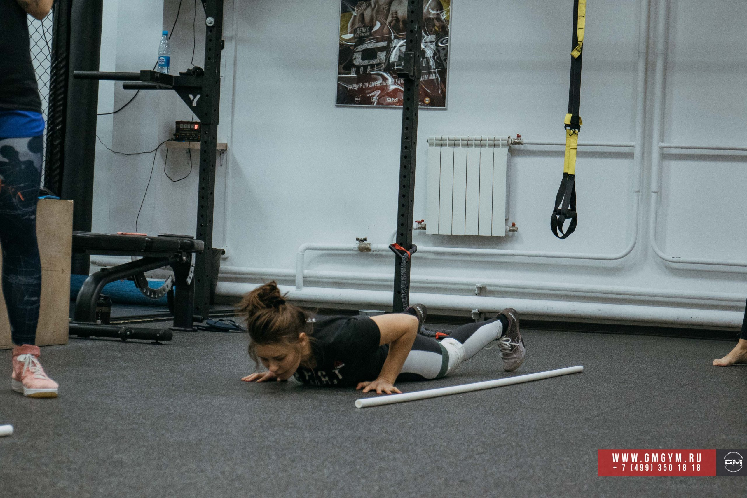 Crossfit Mobility 5