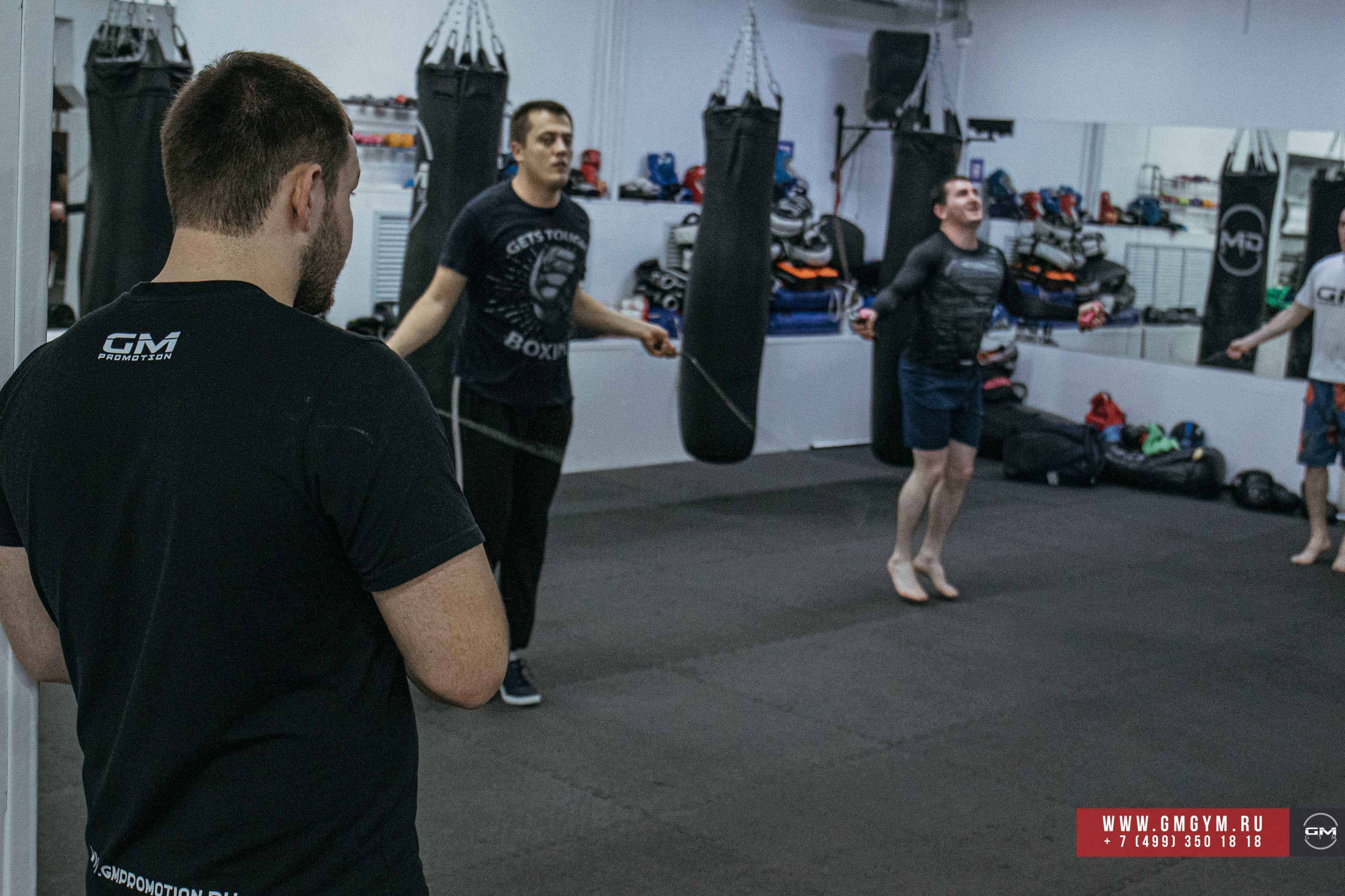Денис Валин Бокс 6