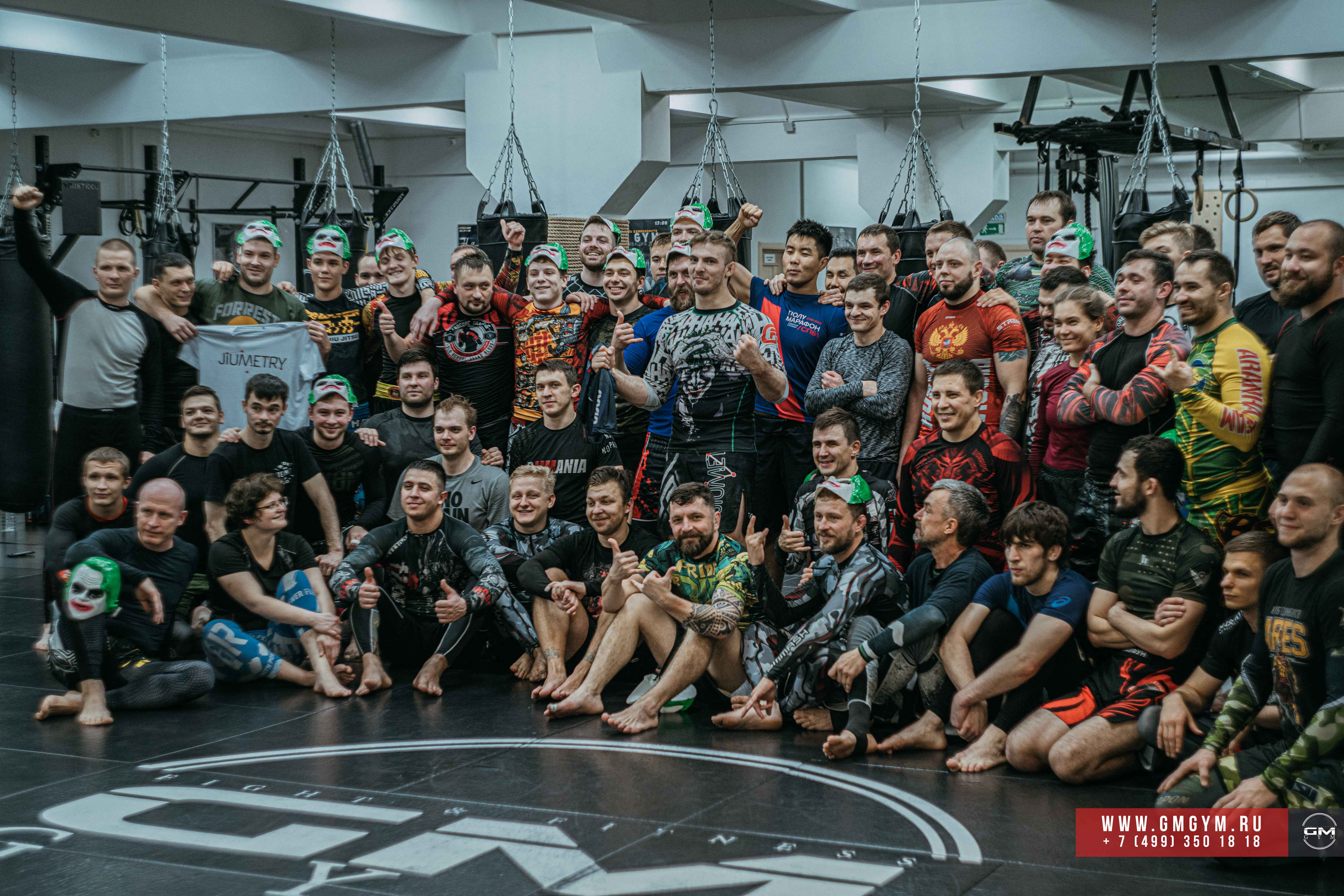 Ильяс Сулейманов тренер по БЖЖ и Грэпплингу 9