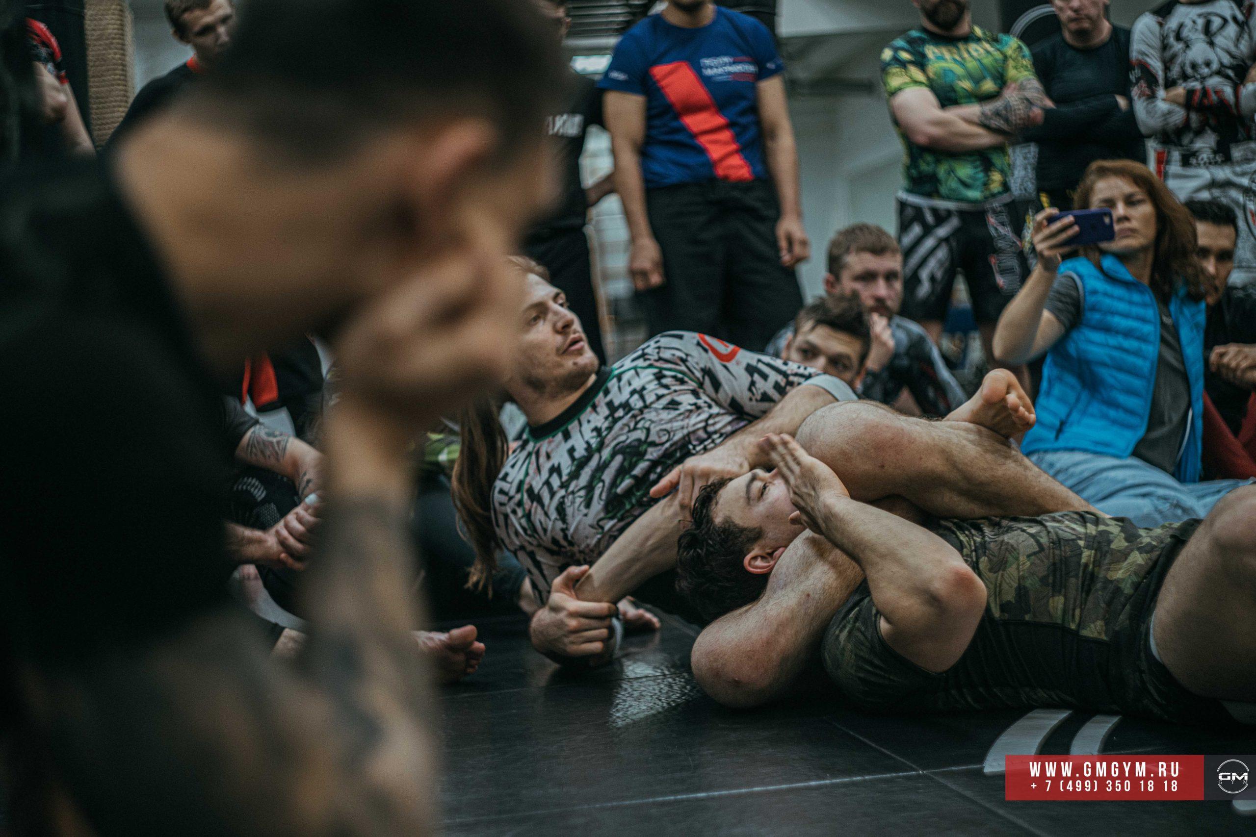 Ильяс Сулейманов тренер по БЖЖ и Грэпплингу 2