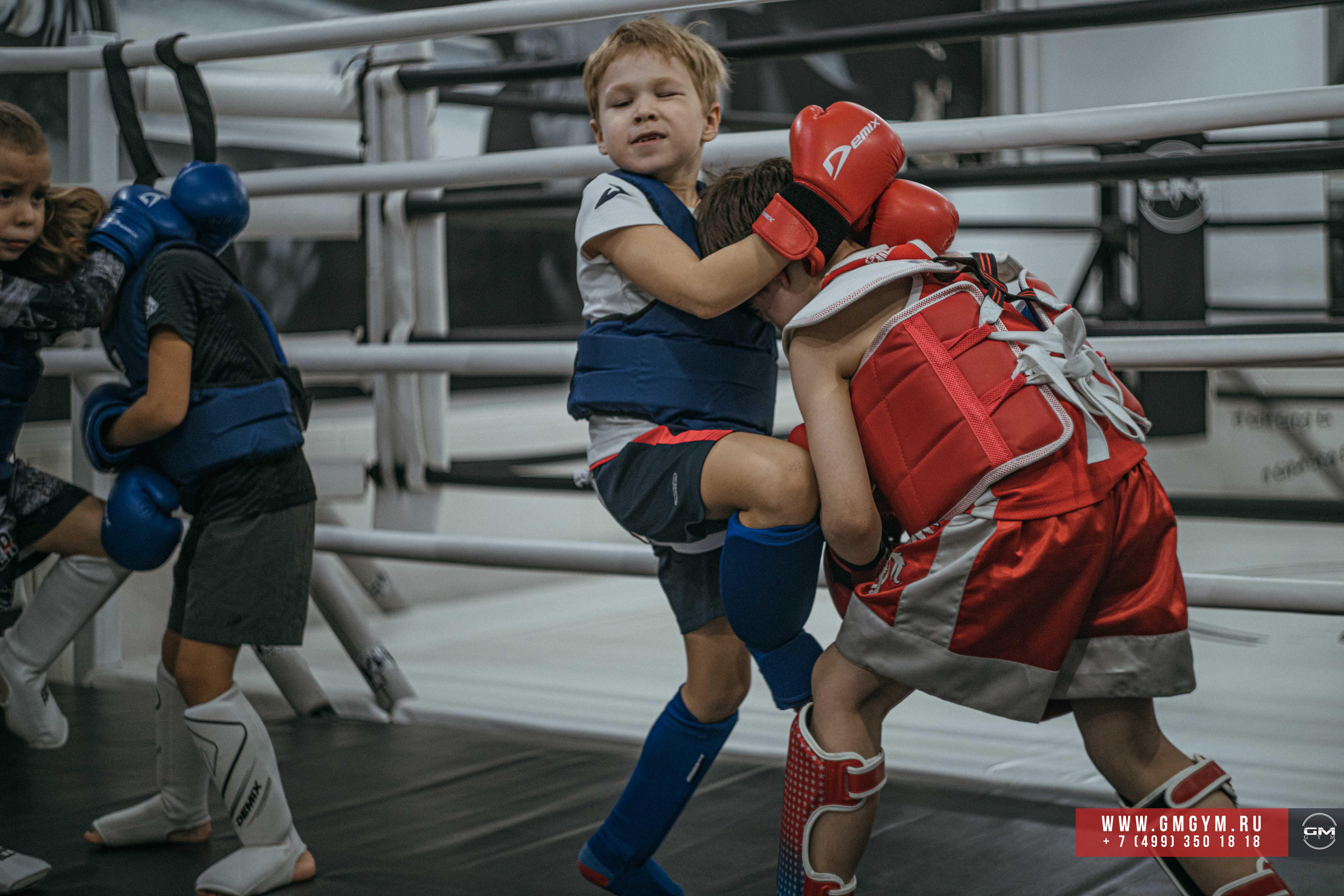 Тайский Бокс (Евдокимов) 11