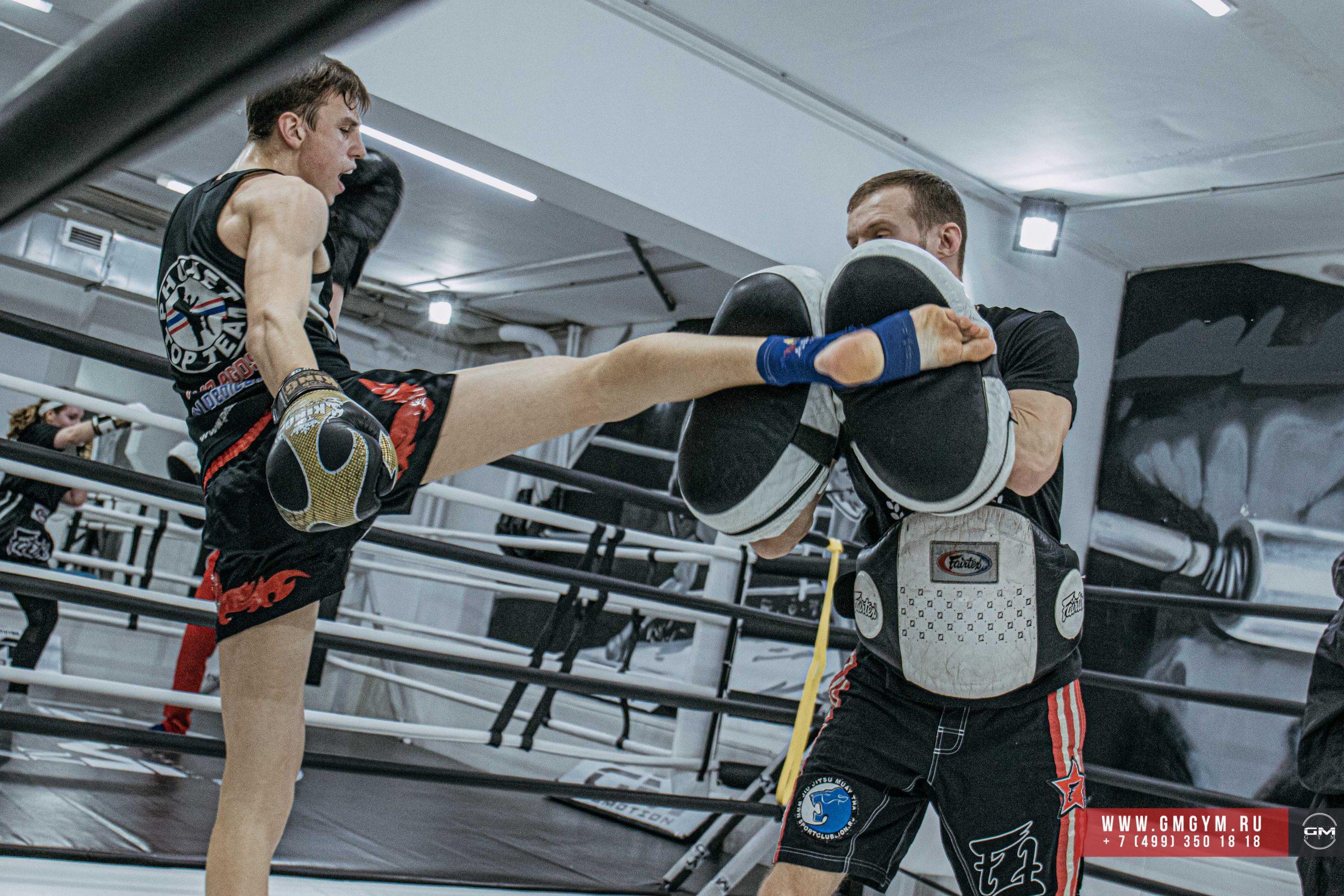 Тайский Бокс (Евдокимов) 62