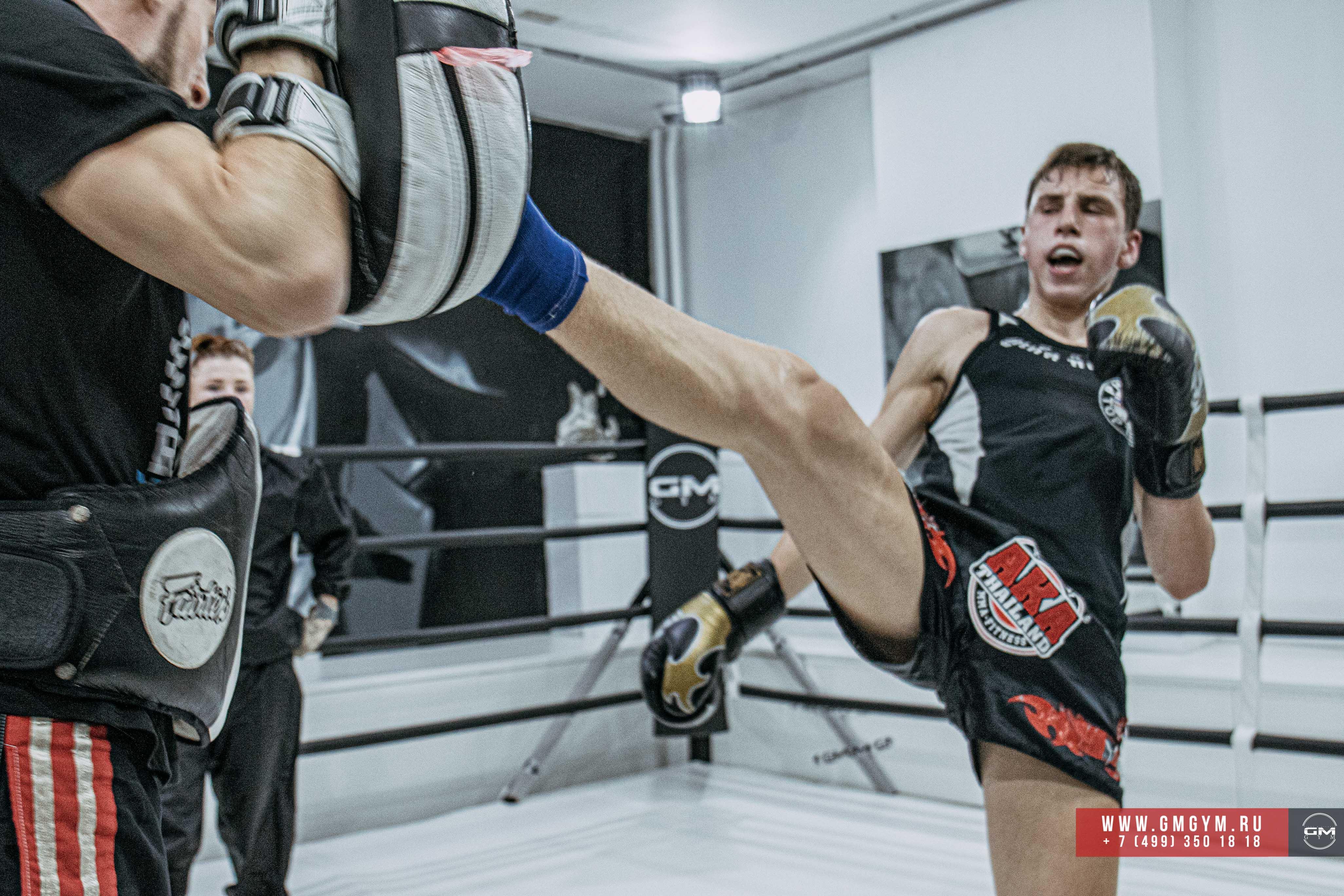 Тайский Бокс (Евдокимов) 68