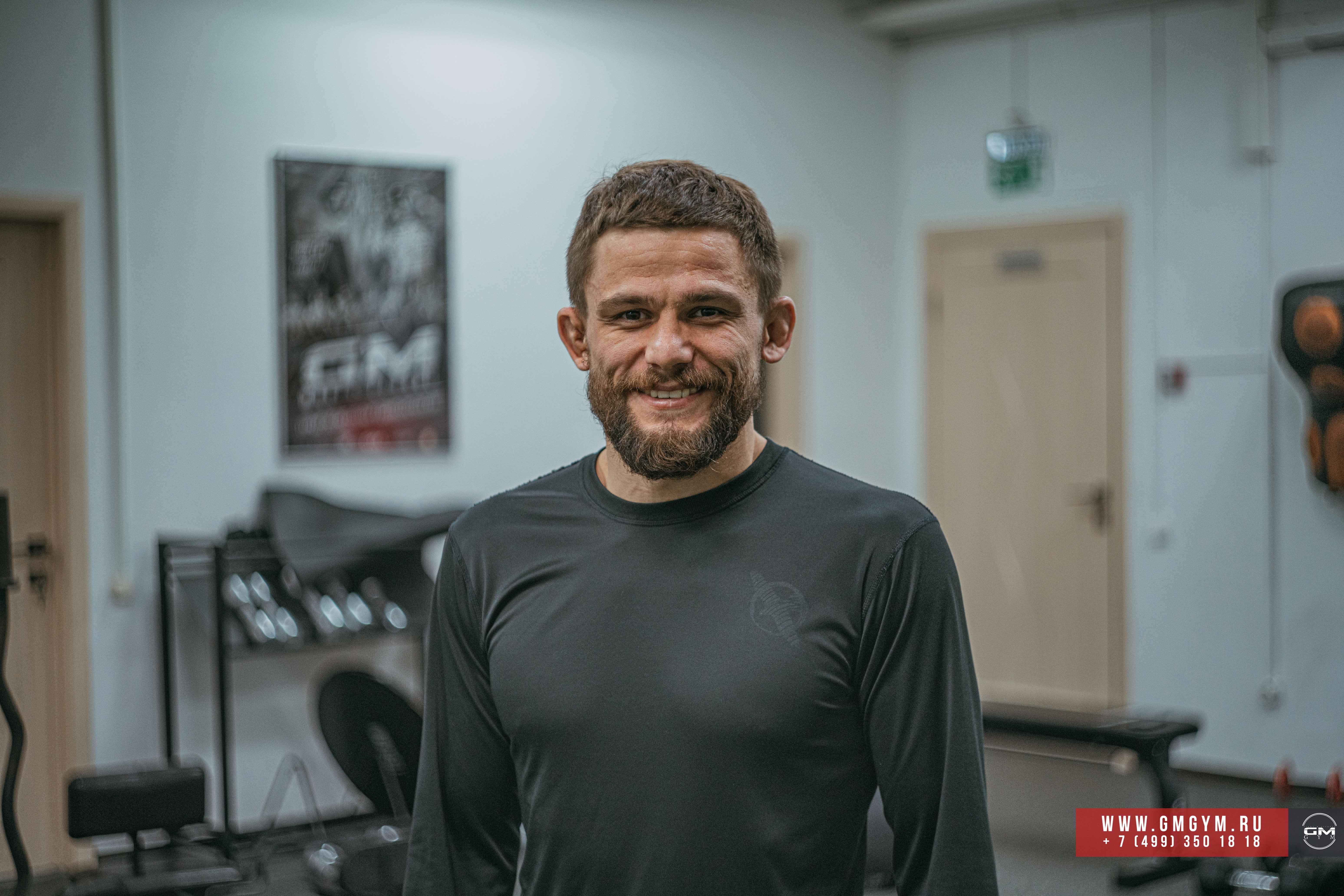 Тимур Мухаметуллин Тренер по Грэпплингу 12