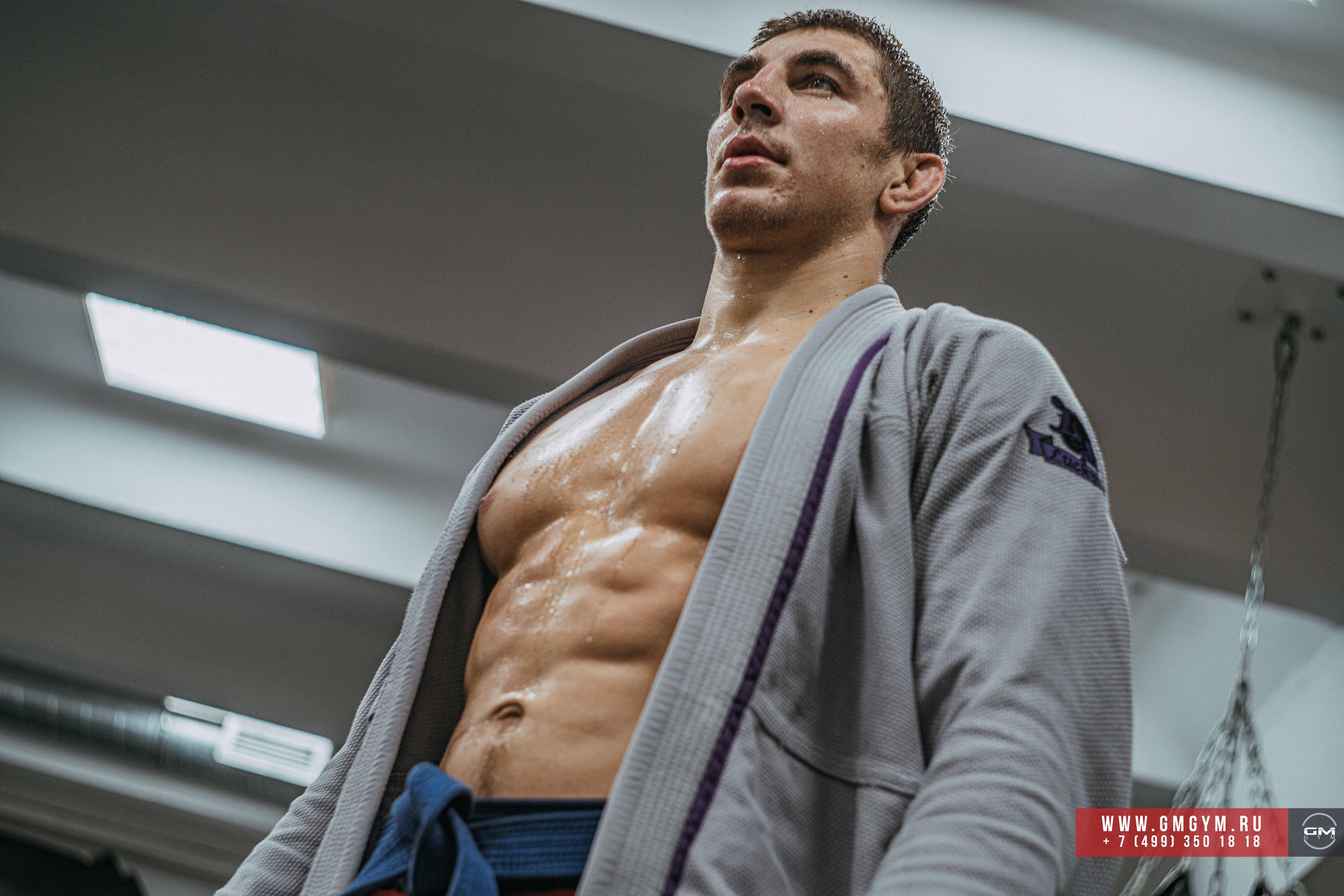 Виталий Слипенко тренер по ММА 2