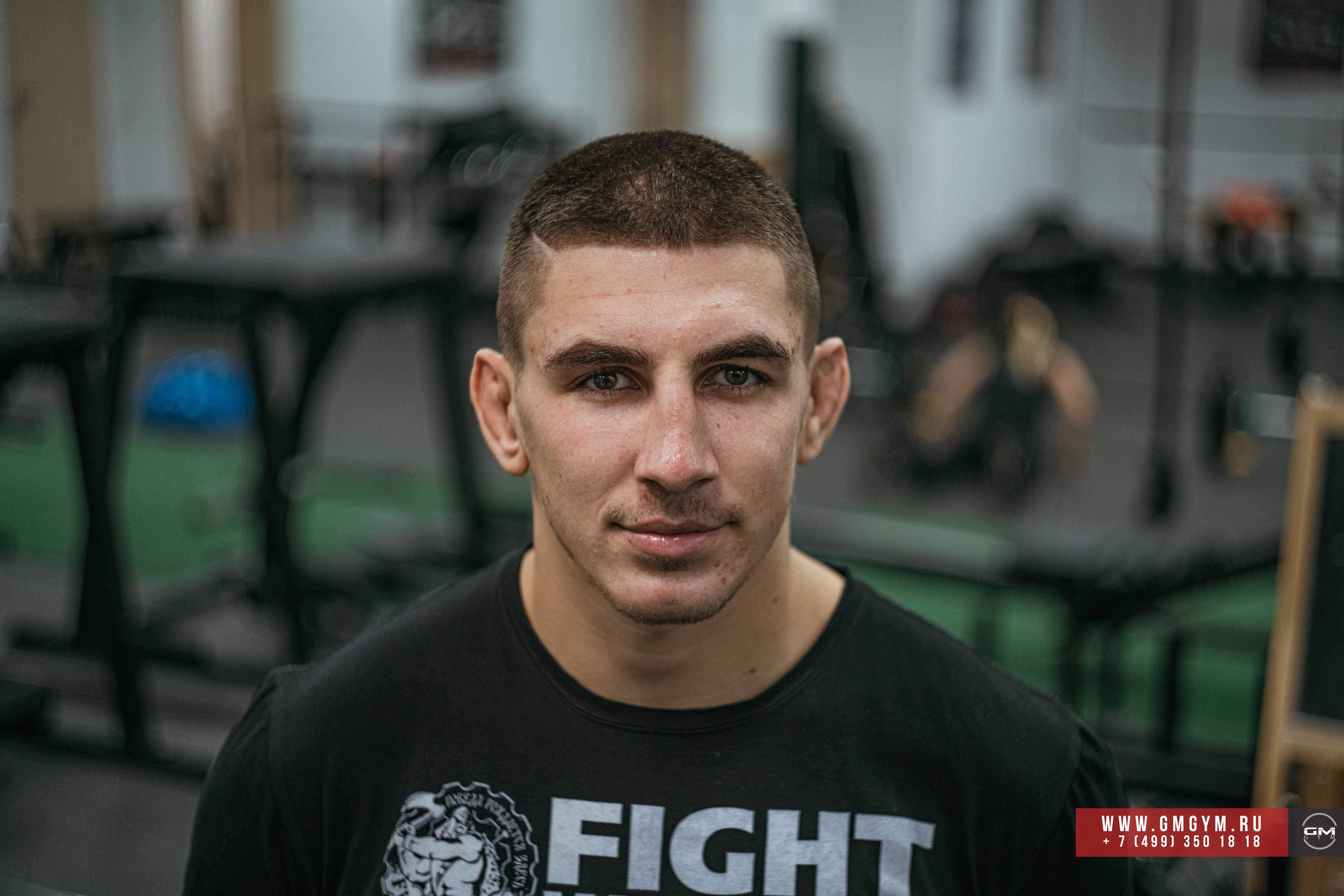 Виталий Слипенко тренер по ММА 3