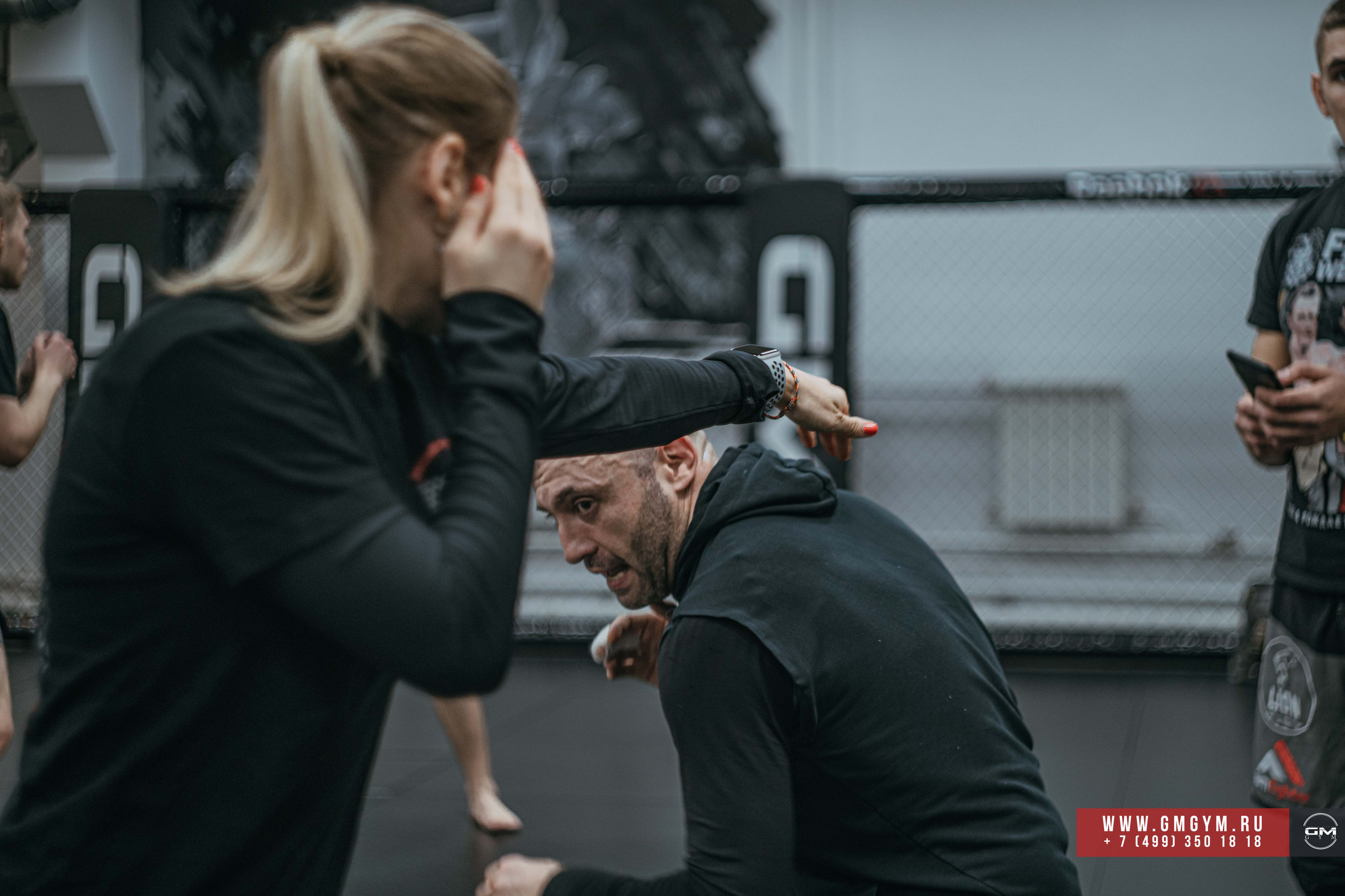 Виталий Слипенко тренер по ММА 6