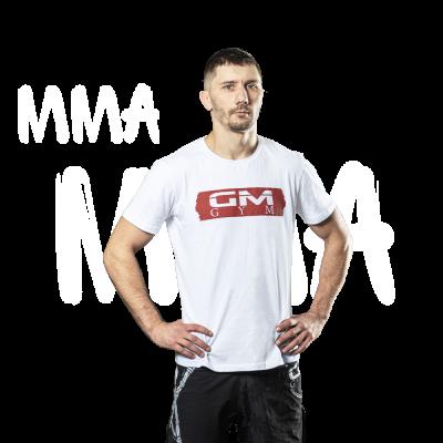 MMA GmGym клуб единоборств на Белорусской в Москве